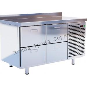 Стол морозильный ITALFROST (Cryspi) СШН-4,0 GN-1400