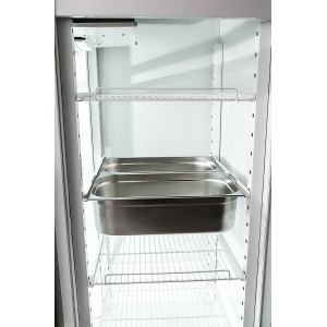 Морозильный шкаф Polair CB105-Sm Alu