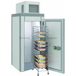 Холодильная миникамера Polair КХН-1,44 Minicella ММ без пола 1 дверь