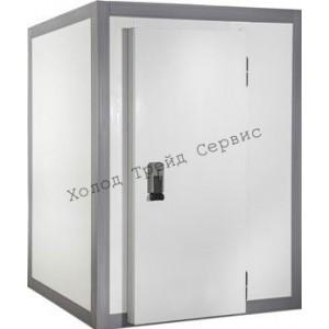 Холодильная  камера Polair КХн-6,61 со стеллажом LOAD.Me.POLY 18AL.3PP40.17