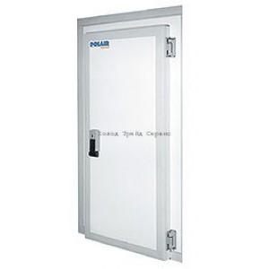 Дверной блок с распашной дверью Polair 1200х2040 80 мм