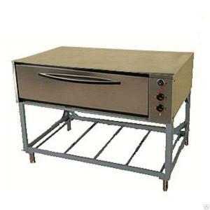 Шкаф жарочно-пекарский 1-секц. ЭШП-1с(у) нерж. сталь