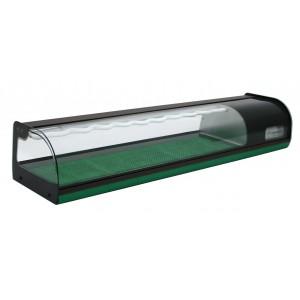 Настольная холодильная витрина Carboma ВХСв-1,8 Суши кейс