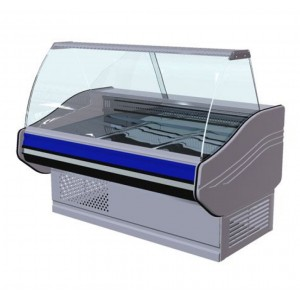 Холодильная витрина Ариада Ариэль ВС 3-130 с полкой