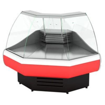 Витрина холодильная Cryspi Octava OC 90° (угол внеш.)