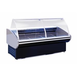 Холодильная витрина Cryspi Magnum SN 1250 Д с боковинами