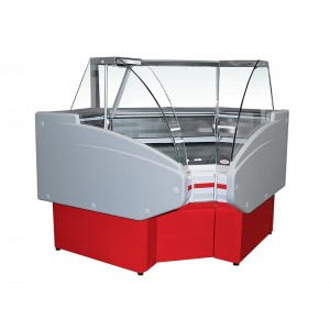 Холодильная витрина Golfstream Двина CS УВ90 ВС