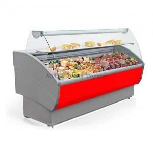 Витрина холодильная Полюс G85 SV 1,2-1(ВХСр-1,2 Полюс ЭКО)