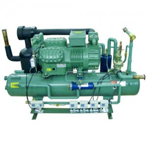 Низкотемпературный холодильный агрегат Bitzer 6G – 30.2