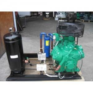Бу Холодильный агрегат Bitzer 4H – 25.2