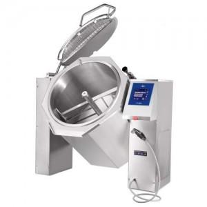 Котел пищеварочный Abat КПЭМ-250 ОМП с миксером