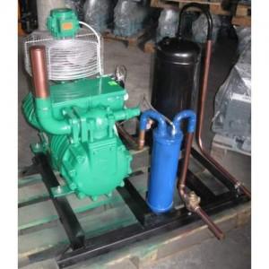 Бу Холодильный агрегат Bitzer 4G - 20.2