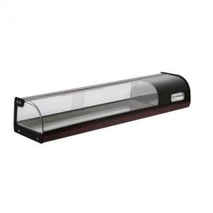 Настольная холодильная витрина Полюс ВХСв-1,5 Суши кейс