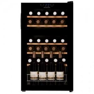 Компрессорный винный шкаф Dunavox DX-30.80DK