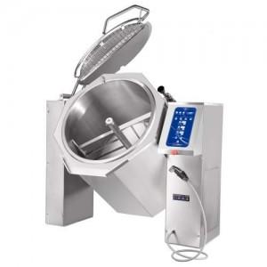 Котел пищеварочный Abat КПЭМ-350 ОМ2 с миксером